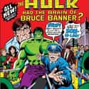 What if the Hulk had the brain... is listed (or ranked) 25 on the list All The Marvel What If…? Stories