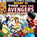 What if Thor and the Avengers ... is listed (or ranked) 24 on the list All The Marvel What If…? Stories