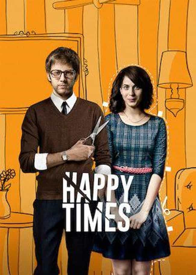 Happy Times is listed (or ranked) 4 on the list The Best Mexican Movies On Netflix