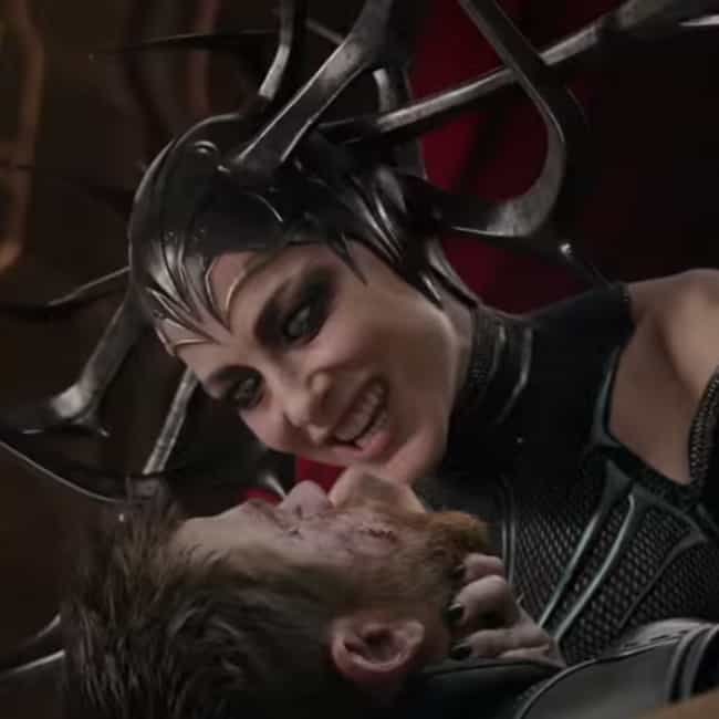 Goddess Of Death is listed (or ranked) 4 on the list The Best Hela Quotes