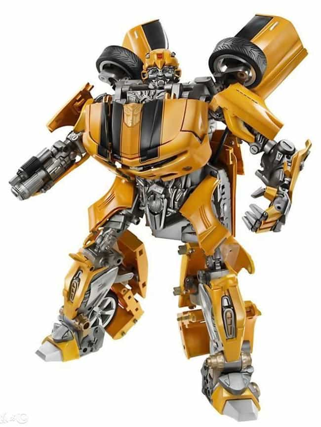 Ultimate Bumblebee is listed (or ranked) 3 on the list The Best Bumblebee Toys, Ranked