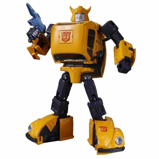 Masterpiece MP-21 Bumblebee is listed (or ranked) 1 on the list The Best Bumblebee Toys, Ranked