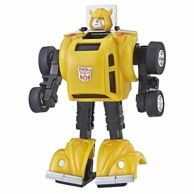 G1 Bumblebee is listed (or ranked) 4 on the list The Best Bumblebee Toys, Ranked