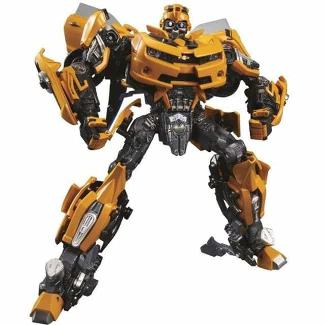 MPM-3 Bumblebee is listed (or ranked) 2 on the list The Best Bumblebee Toys, Ranked