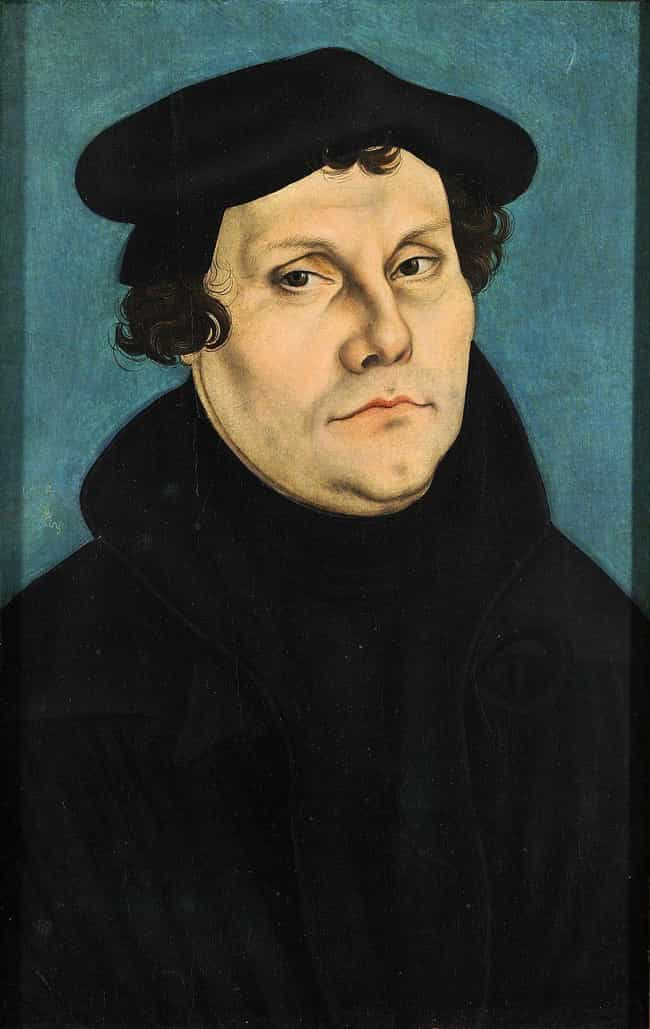 Martin Luther Was A Pers... is listed (or ranked) 2 on the list Thieves' Cant: The Secret Language Used By Criminals For Centuries