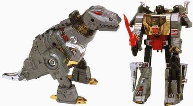 G1 Dinobot Grimlock is listed (or ranked) 3 on the list The Best Grimlock Toys, Ranked