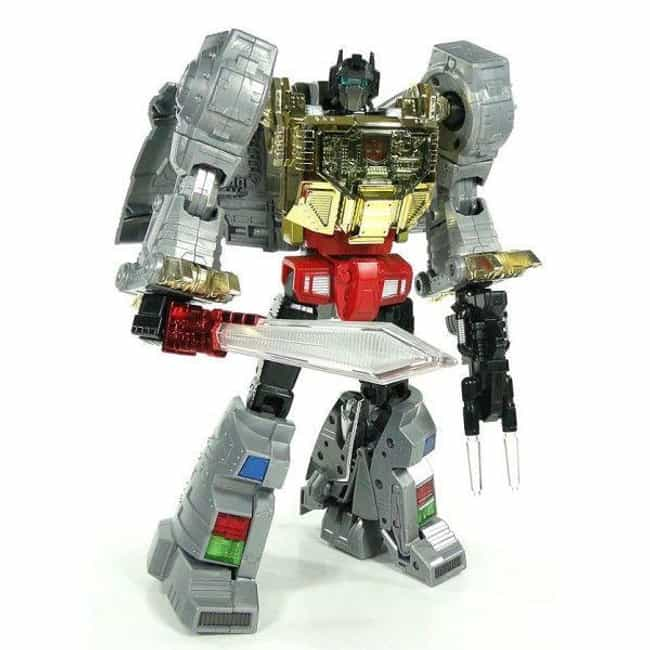 Masterpiece Grimlock is listed (or ranked) 2 on the list The Best Grimlock Toys, Ranked