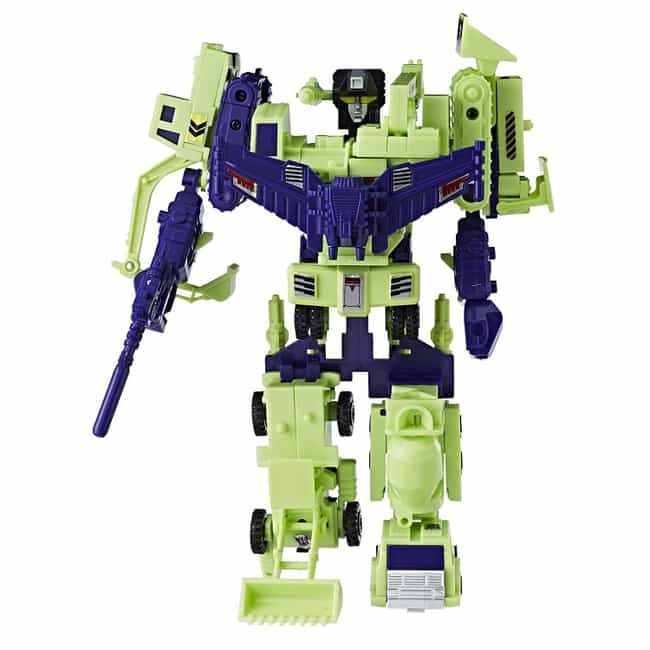 G1 Devastator is listed (or ranked) 4 on the list The Best Devastator Toys, Ranked