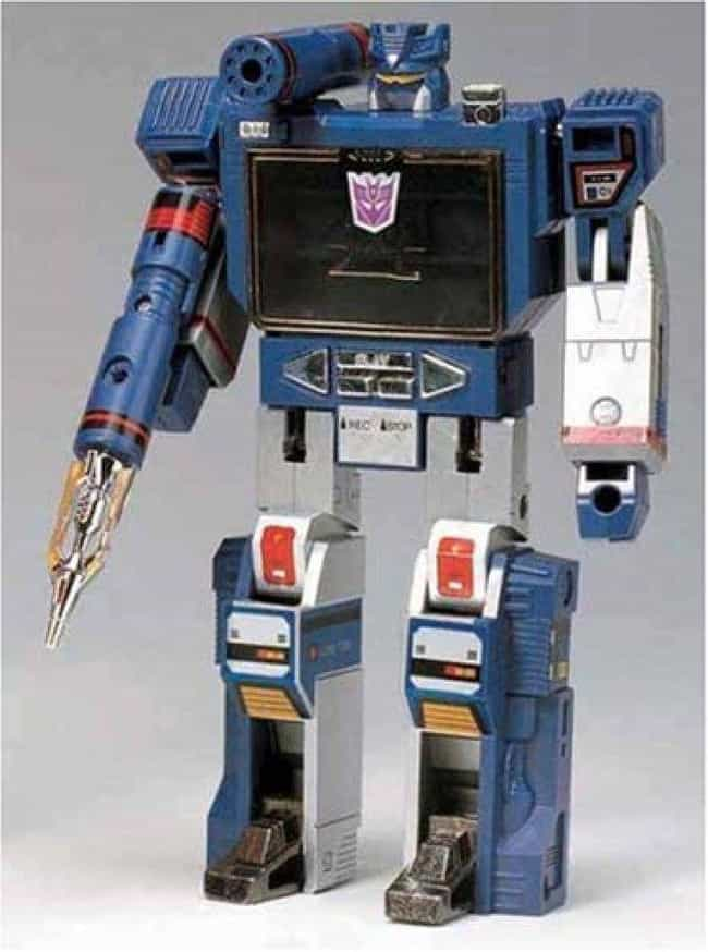 G1 Soundwave is listed (or ranked) 1 on the list The Best Soundwave Toys, Ranked