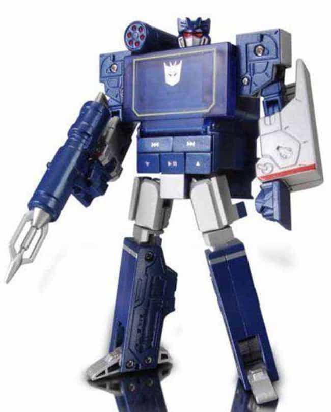 Music Label Soundwave is listed (or ranked) 4 on the list The Best Soundwave Toys, Ranked