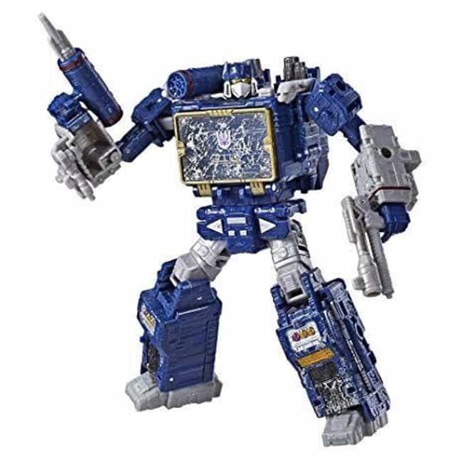 Siege Soundwave is listed (or ranked) 3 on the list The Best Soundwave Toys, Ranked