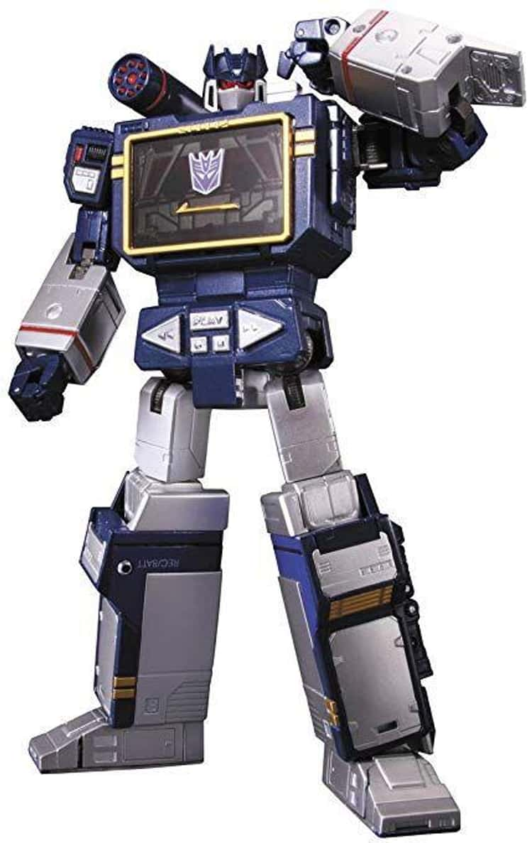 Masterpiece Soundwave