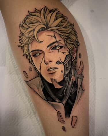 Genos Has Never Looked So Good is listed (or ranked) 2 on the list The 25 Best One Punch Man Tattoos Ever Inked