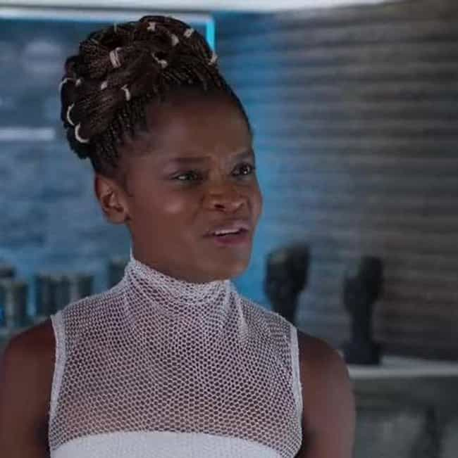 Not That Hard is listed (or ranked) 4 on the list The Best Shuri Quotes