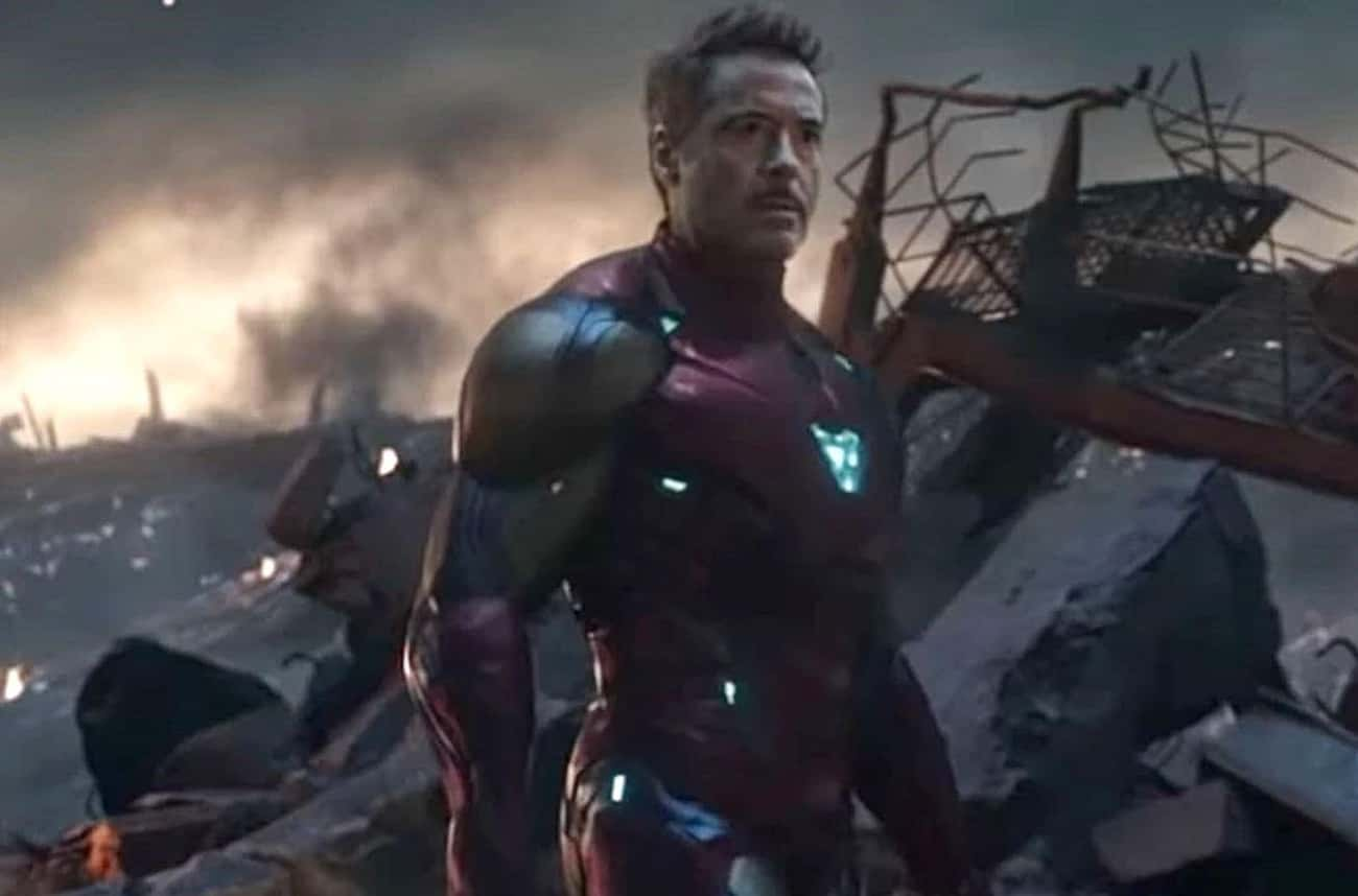 'Avengers: Endgame': Pepper Te is listed (or ranked) 1 on the list What Made You Cry Most In The MCU Movies?