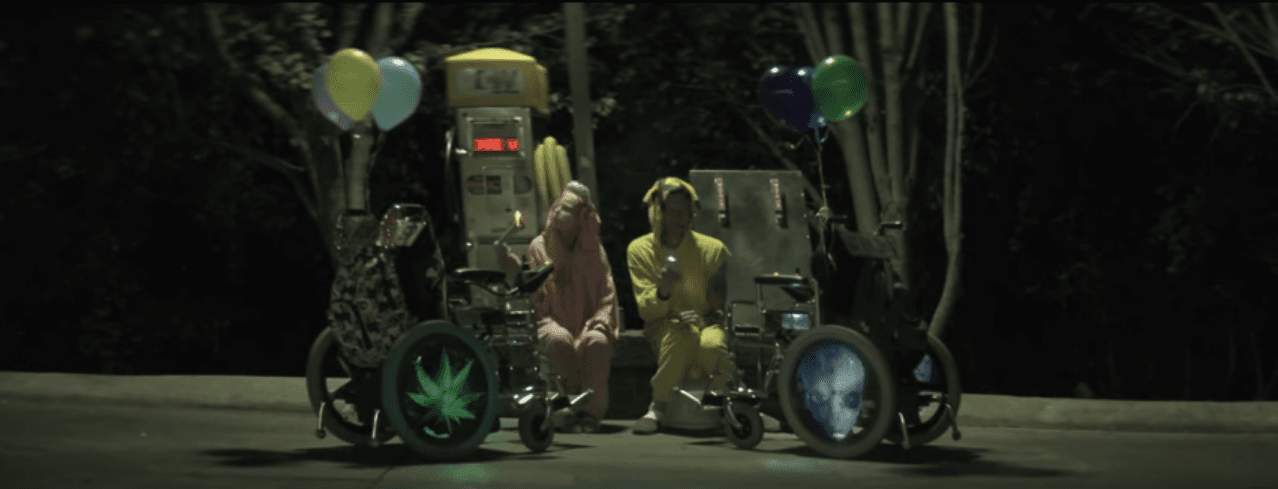 Image of Random Die Antwoord Made A Short Film, And Its Backstory Is Even More Absurd Than Its Plot