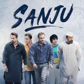 Sanju is listed (or ranked) 10 on the list The Best Bollywood Movies on Netflix