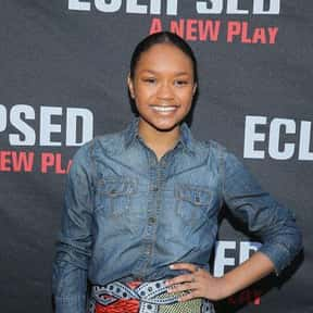 Eden Duncan-Smith  is listed (or ranked) 17 on the list The Best Black Actresses Under 25