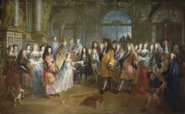 Courtiers Were Required To Wea is listed (or ranked) 2 on the list What Was It Really Like To Live At Versailles?