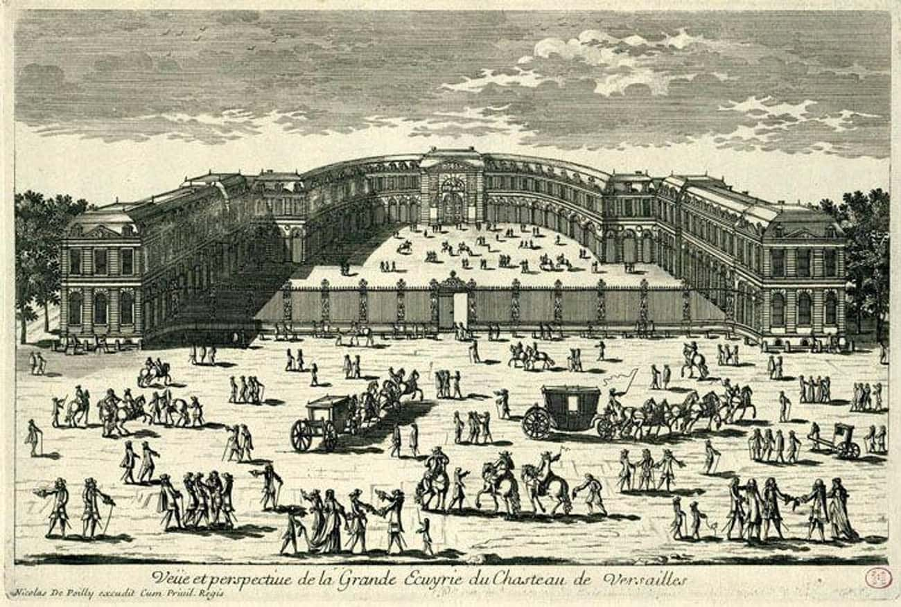 The Palace Reeked Of Human Was is listed (or ranked) 3 on the list What Was It Really Like To Live At Versailles?