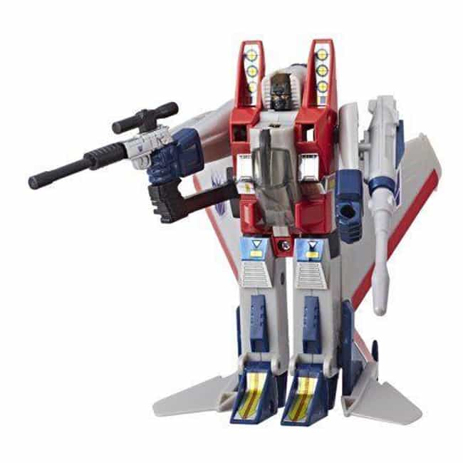 G1 Starscream is listed (or ranked) 4 on the list The Best Starscream Toys, Ranked