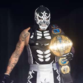 Pentagón Jr. is listed (or ranked) 17 on the list The Best Wrestlers Who Have Signed With AEW