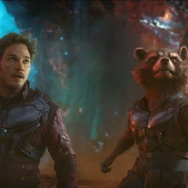 One Of The Idiots is listed (or ranked) 4 on the list The Best Star-Lord Quotes