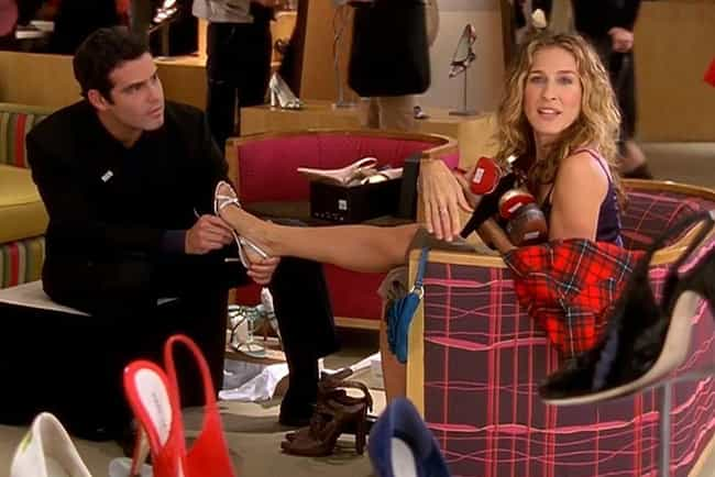 Sarah Jessica Parker Said Wear... is listed (or ranked) 3 on the list Behind-The-Scenes Stories From 'Sex And The City'