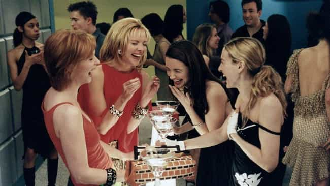Kim Cattrall Said She Was Neve... is listed (or ranked) 2 on the list Behind-The-Scenes Stories From 'Sex And The City'