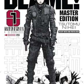 Blame! is listed (or ranked) 9 on the list The Best Post-Apocalyptic Manga