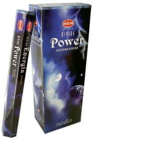 Divine Power is listed (or ranked) 6 on the list The Best Incense to Support Positive Energy