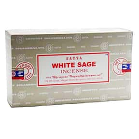 Satya Nag Champa White Sage Fr is listed (or ranked) 13 on the list The Best Incense to Support Positive Energy