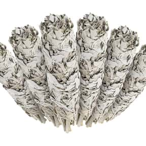 Premium California White Sage  is listed (or ranked) 3 on the list The Best Incense to Support Positive Energy