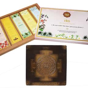 Tatva Yog - Copper Shree Yantr is listed (or ranked) 25 on the list The Best Incense to Support Positive Energy
