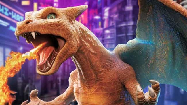 Many Missing Pokémon Show Up A... is listed (or ranked) 3 on the list 15 Easter Eggs In 'Detective Pikachu' You Definitely Missed