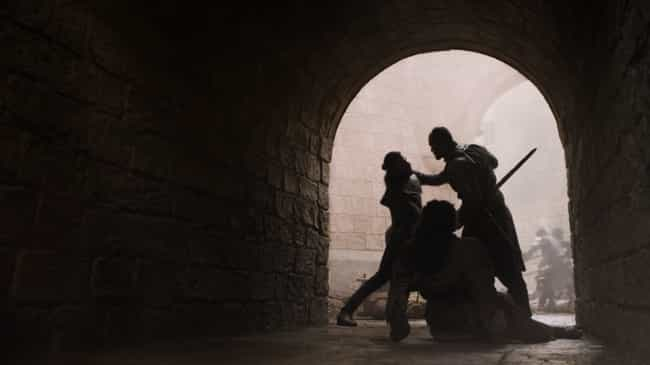 Jon Kills His Own Soldier is listed (or ranked) 2 on the list Everything That Happened In 'Game Of Thrones' Season 8, Episode 5: The Bells
