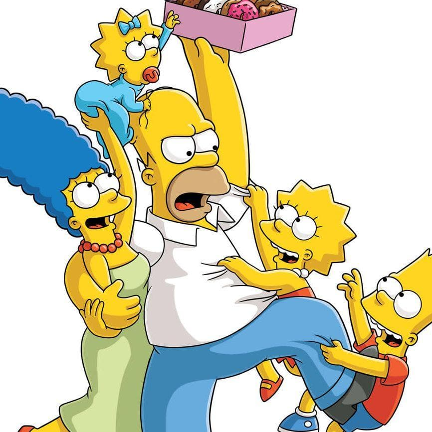 Random BestCartoon Families In TV History