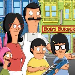 The Belchers is listed (or ranked) 6 on the list The BestCartoon Families In TV History