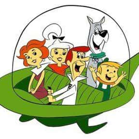 The Jetsons is listed (or ranked) 8 on the list The BestCartoon Families In TV History
