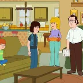 The Murphys is listed (or ranked) 14 on the list The BestCartoon Families In TV History