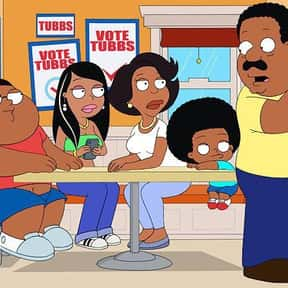 The Browns is listed (or ranked) 12 on the list The BestCartoon Families In TV History