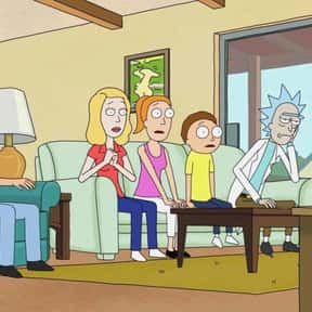 The Smiths is listed (or ranked) 10 on the list The BestCartoon Families In TV History