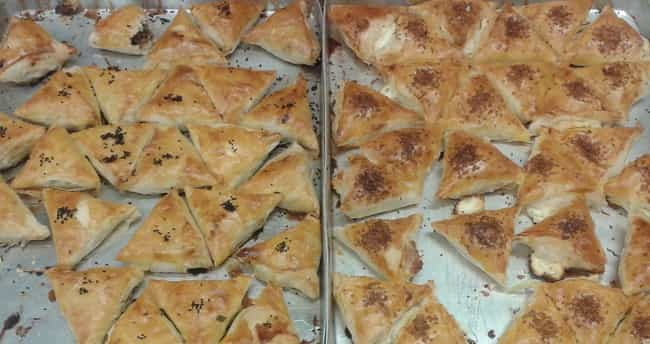 Börek is listed (or ranked) 4 on the list How A Sultan In The Ottoman Empire Dined
