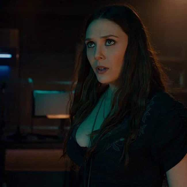 Sooner Or Later is listed (or ranked) 3 on the list The Best Scarlet Witch Quotes