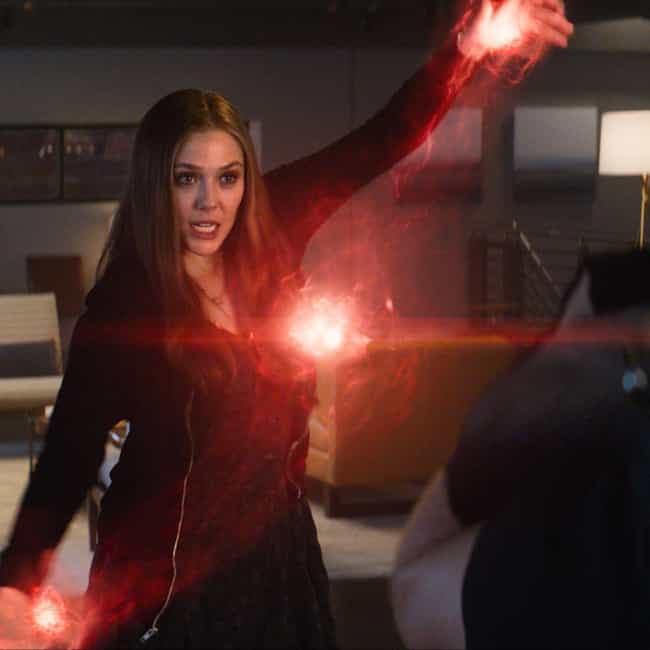 Only My Own is listed (or ranked) 2 on the list The Best Scarlet Witch Quotes