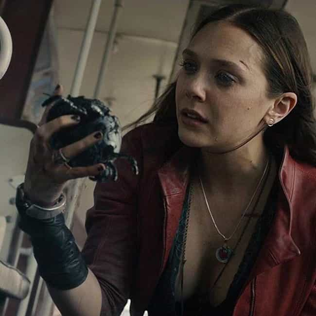 Like That is listed (or ranked) 4 on the list The Best Scarlet Witch Quotes