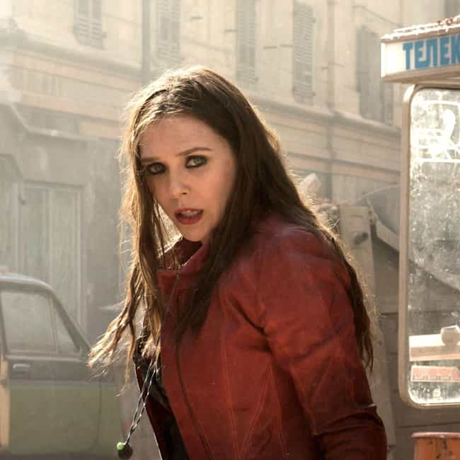 You Will is listed (or ranked) 1 on the list The Best Scarlet Witch Quotes