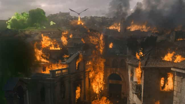 Dany Burned Down King's Landin... is listed (or ranked) 3 on the list The Objectively Worst Decisions In 'Game Of Thrones' Season 8