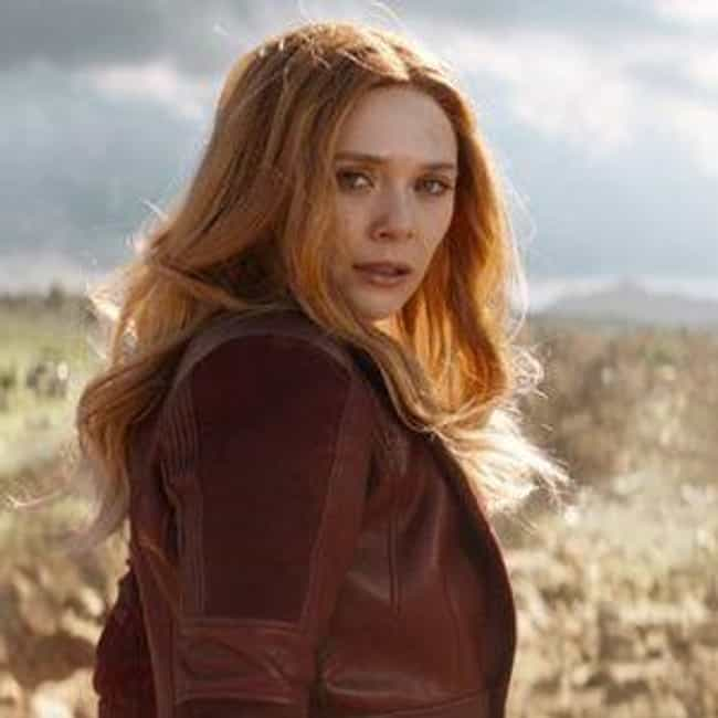 She Knows is listed (or ranked) 3 on the list The Best Scarlet Witch Quotes
