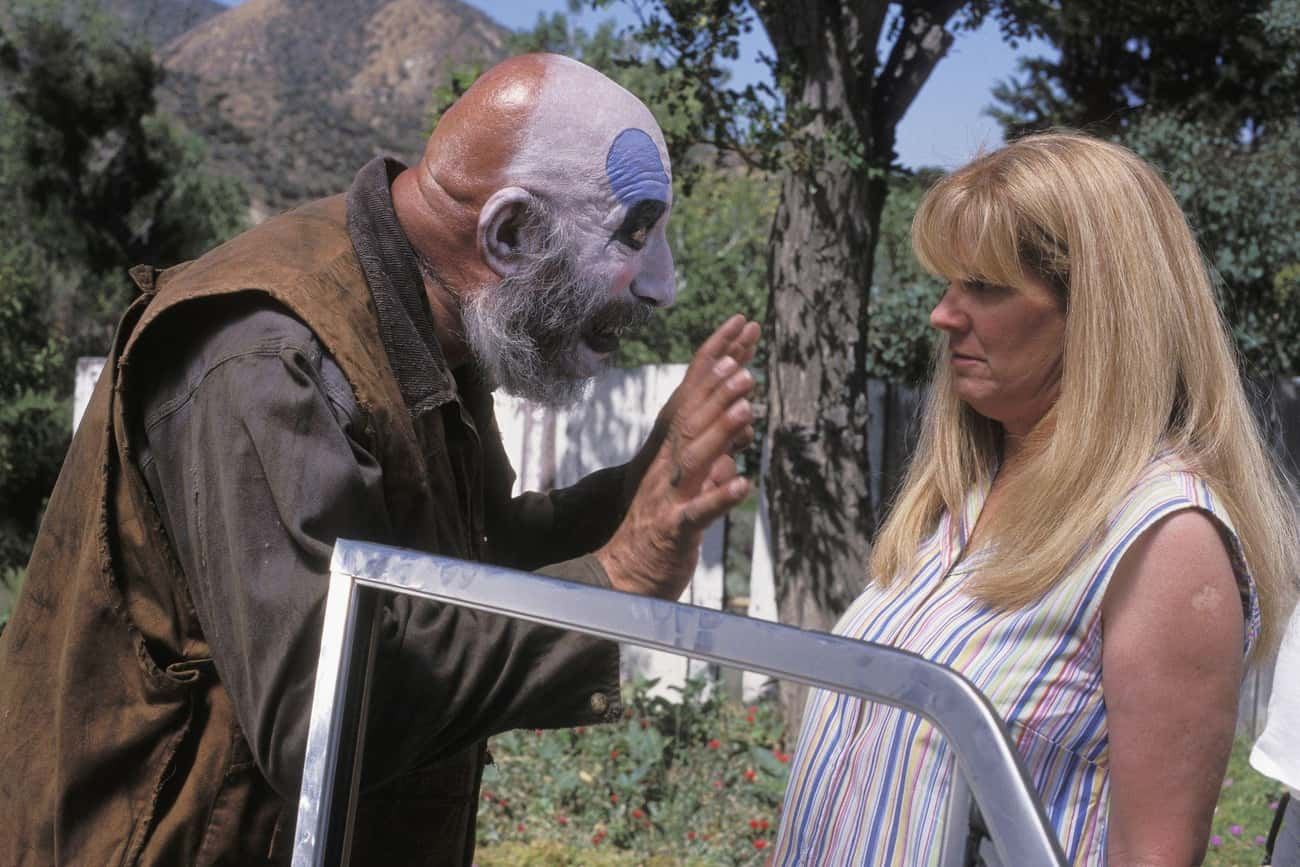 Sid Haig Didn't Like 'Beating  is listed (or ranked) 2 on the list Making The Devil's Rejects Was A Nightmarish Joy For The Cast And Crew